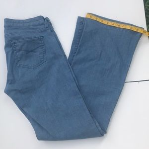 Gap high rise trouser wide leg(assuming brand gap)